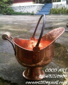 bowl minimalis tembaga kuningan