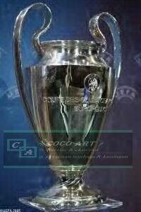 Kerajinan Trofi Piala Tembaga dan Kuningan